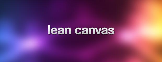 LEAN-CANVAS